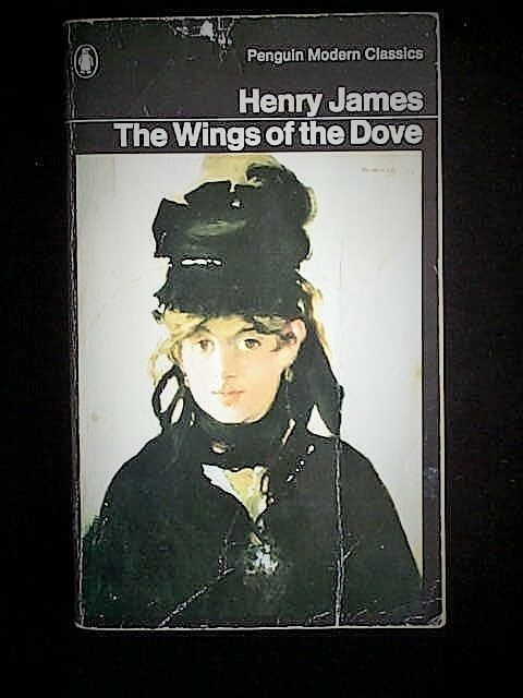 The Wings of the Dove by Henry James (Penguin, 1982) Paperback