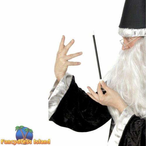 Magiciens baguette magicien Sorcière Magique Sortilège Prop 24 cm accessoire robe fantaisie
