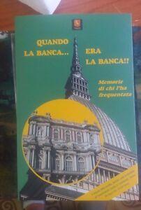 LIBRO-QUANDO-LA-BANCA-ERA-LA-BANCA-SCARAVAGLIO-EDITORE-NOVEMBRE-2007-AAVV