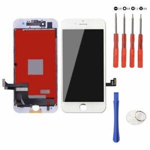 Pantalla-Tactil-LCD-Reemplazo-para-iPhone-8-plus-5-5-034-Herramienta-color-Blanco