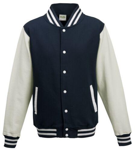 American Style Varsity Letterman University College Baseball Teddy Jacket