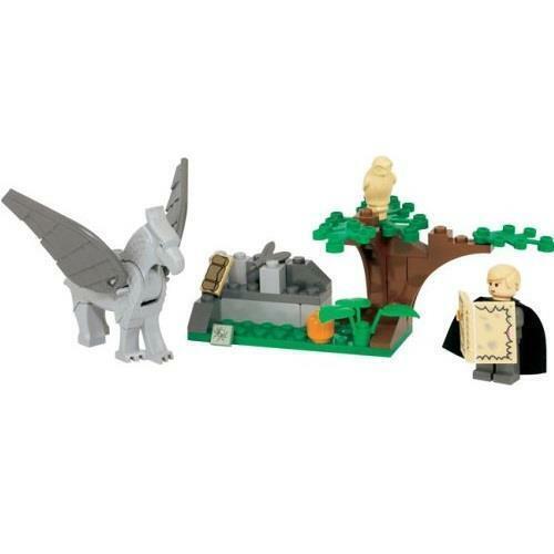 LEGO  HARRY POTTER 4750  Draco and the Hippogriff (Boîte Endommagée)  économiser jusqu'à 70%