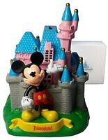 Disneyland Resort Disney Parks Coin Bank - Cinderella Castle Mickey Mouse