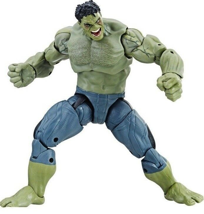 Marvel Legends Nuovo Complete Marvel Studios First Ten Years Hulk Loose