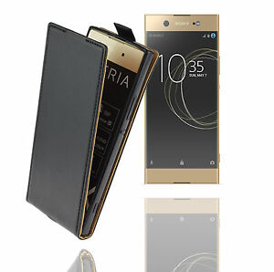 Flip-Style-Case-Flip-Cell-Phone-Case-all-Round-Bumper-Case-For-sony-Xperia-XA1