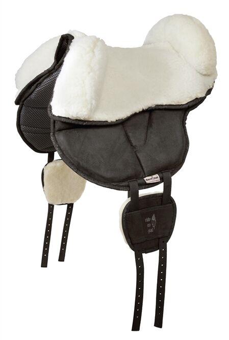 Barefoot Sitz Fellsitz für Ride-On-Pad mit Pauschen - neues Modell - H+H Celle