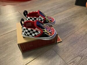 vans baby shoes size 3
