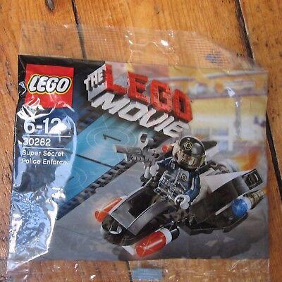Lego The Movie Super Secret Police Enforcer 30282 New /& Sealed
