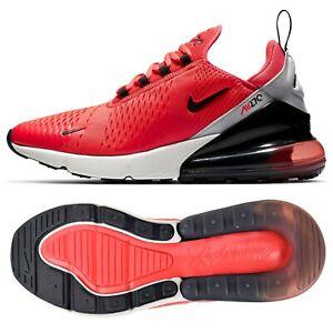 Nike Air Max 270 Red Orbit/Vast Grey