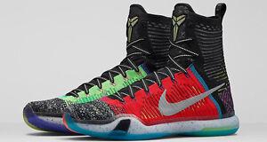 Nike Kobe 10 X Elite SE What The Size 9.5. 815810-900 jordan FTB prelude