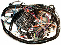 74 Corvette Dash Wiring Harness, For Cars With Factory A/c,