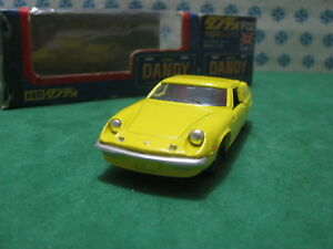Vintage - Lotus Europa Spécial 1/43 Dandy Tomica F02