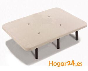 Base-tapizada-AirFresh-3D-Transpirable-Alta-calidad-6-Patas-Color-Beige
