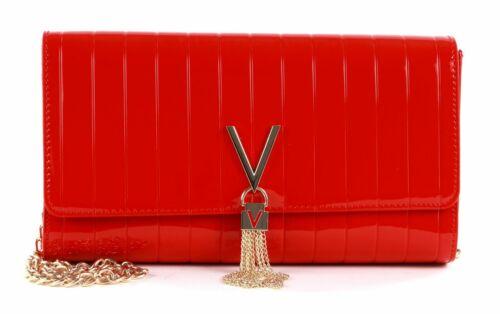 VALENTINO BAGS Bongo Pochette Abendtasche Tasche Rosso Rot Neu