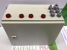 SCHALTSCHRANK Indusrial Control Panel Enclosure Fur STAHL Kran ( GE-TV 0424)