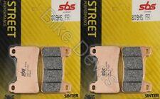 Honda CBR 1000 RR Fireblade 2004-2016 Sintered SBS Front Sinter Brake Pads 809HS