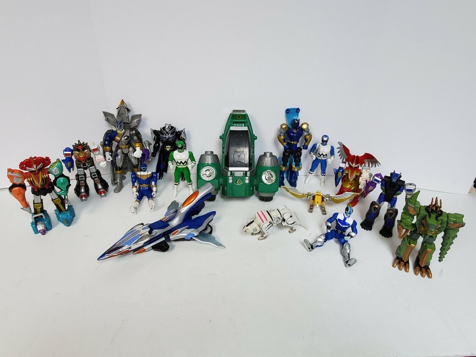 Vintage 2000's Power Rangers Lot