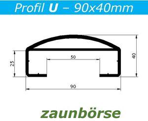 Handlauf-U-90x40-weiss-L-118-cm-Kunststoffzaun-Balkon-Gelaender
