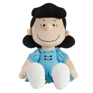 Kohls-Cares-Peanuts-Snoopy-Lucy-25cm-Soft-Plush-Stuffed-Doll-Toy