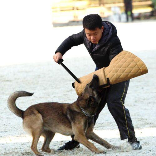 Jute Intermediate Dog Bite Sleeve Leg Arm Protection K9 Schutzhund Training USA