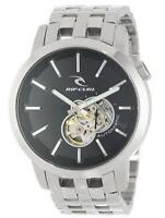 Rip Curl Detroit Midsize Automatic Sss Watch Mens Waterproof Watch - A2593 Black