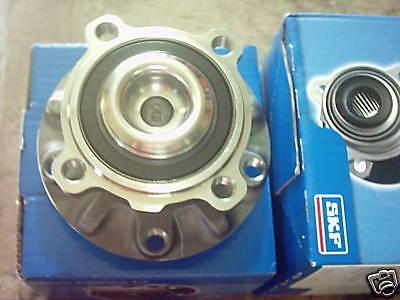 SKF Radlagersatz //Radnabe BMW 7er E65 und E66  1Satz für vorne  VKBA3671