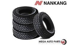 4 X New Nankang N889 Mudstar M/T LT245/75R16 120/116N E/10 Ply ROWL Mud Tires MT