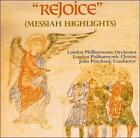 Rejoice: Highlights from Handel's Messiah by Royal Philharmonic Orchestra (CD, Oct-1995, Sony Music Distribution (USA))