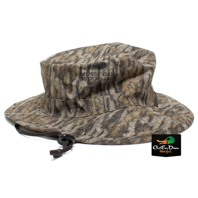 Drake Waterproof Boonie Hat Realtree Timber 2XL