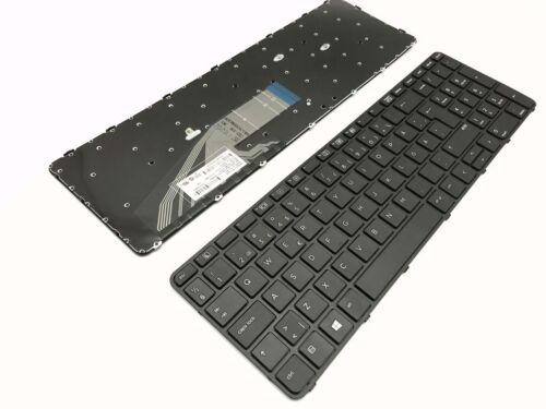 Swedish Nordic keyboard for HP Probook 450 G3//450 G4//455 G3//455 G4//470 G3//470 G4