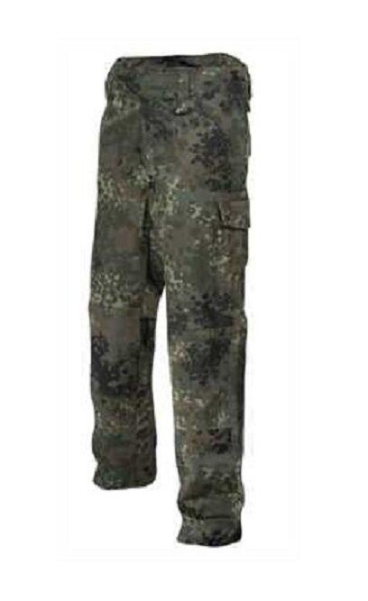 Leo Köhler Explorer Pantalon BW camouflage Camouflage Armée TL Camouflage S Small