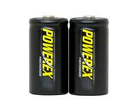 Powerex Precharged C 5000 Mah Nimh Rechargeable Batteries Low Self Discharge