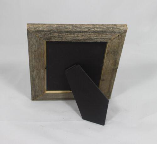 "8x10-1.5/"" Wide Standard Reclaimed Rustic Barn Wood Photo Frame"
