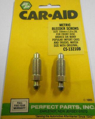 M8 x 1.25 x 31.6mm Quantity of 10 #9422 Bleeder Screws