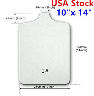 "25x35cm Platen T-Shirt Printing Press Board Screen Printing Pallet A 10/""x14/"""