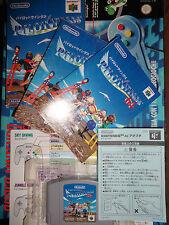 PILOTWINGS 64 Nintendo 64 Versione JAP Con 2 MANUALI - Lotto Giochi PS1 N64 PS2