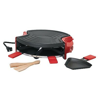Trudeau 8 Piece Electric Mini Grill Party Set Kitchen 0823003 - Brand New