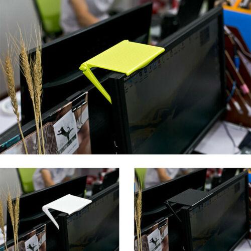 Computer Monitor Screen Riser Desktop Stands TV Rack Display  Storage Desk-Shelf