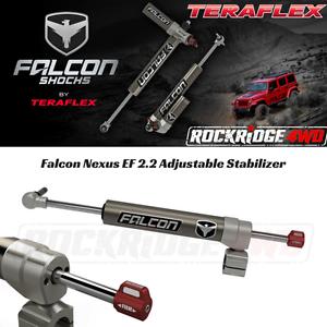 Image Is Loading Falcon Nexus EF 2 2 Adjustable Steering Stabilizer