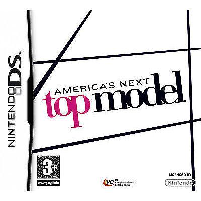 Nintendo DS NDS DSI XL Lite Spiel America's wie Germany´s Next Top Model  Neu