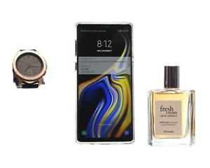 The-Lovebirds-Leilani-Issa-Rae-Screen-Used-Samsung-Phone-Watch-amp-Fragrance