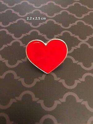Pins insignias metálicas Globo, lápiz labial, gafas de sol, corazón, Zapato