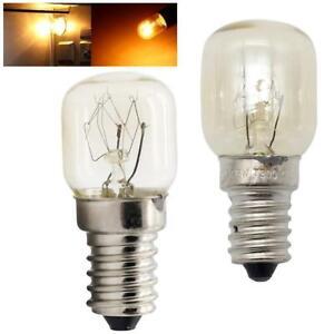 E14 Oven Lamps Cooker Heat Resistant Light Bulb 15w 25w