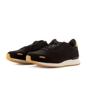 online store 6cd54 51953 Image is loading Nike-Air-VRTX-Vortex-LTR-Leather-Black-Praline-