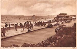 R244295 High Tide. Burnham on Sea. 18590. 1948