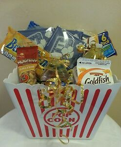 Easter Mothers Dad Day Birthday Teen Graduation Movie Night Popcorn