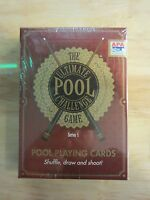 Ultimate Pool Challenge Playing Card Game Series 1