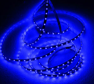 5M-METER-LED-SMD-STRIP-BLUE-3528-300LED-12V-CEILING-ROOM-OFFICE-SIGN-DECORATION