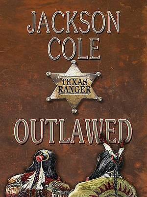 Cole, Jackson, Outlawed (Wheeler Western), Very Good Book