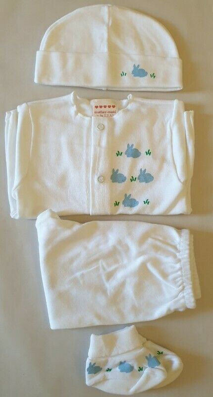 Mother Maid - Baby's Clothing Set
